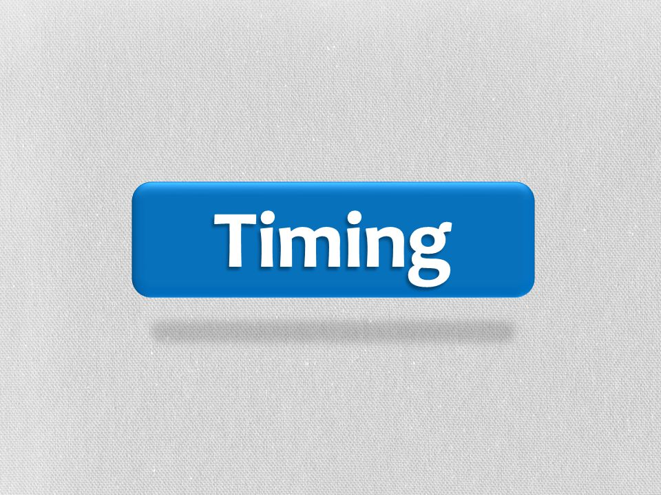 Timing 32