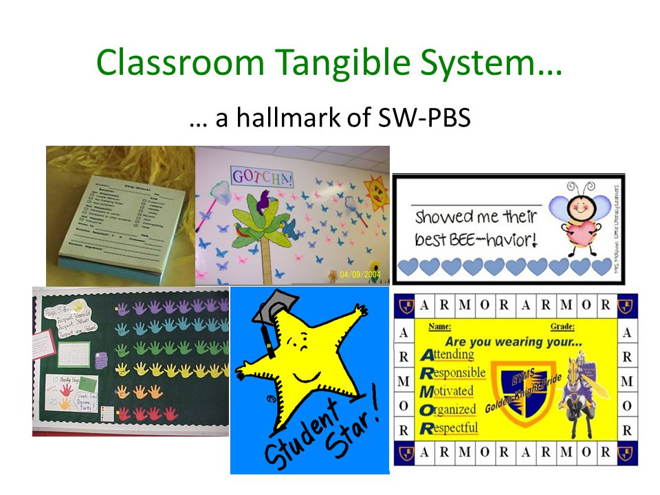 Classroom Tangible System…