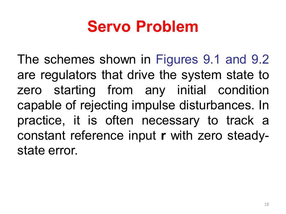 Servo Problem