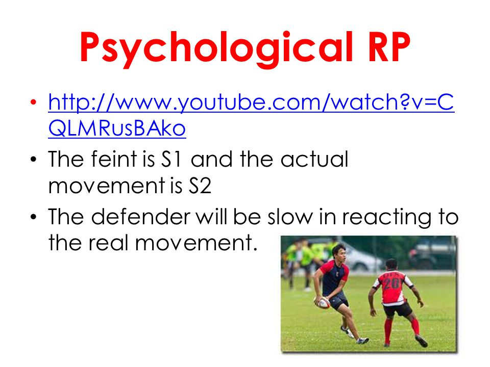 Psychological RP http://www.youtube.com/watch v=CQLMRusBAko