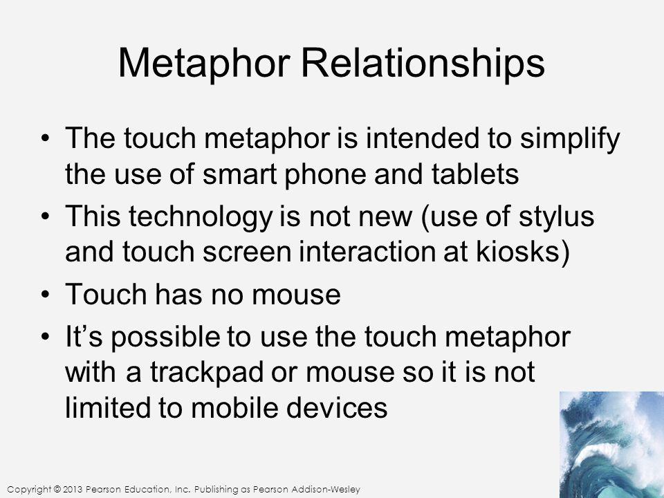 Metaphor Relationships