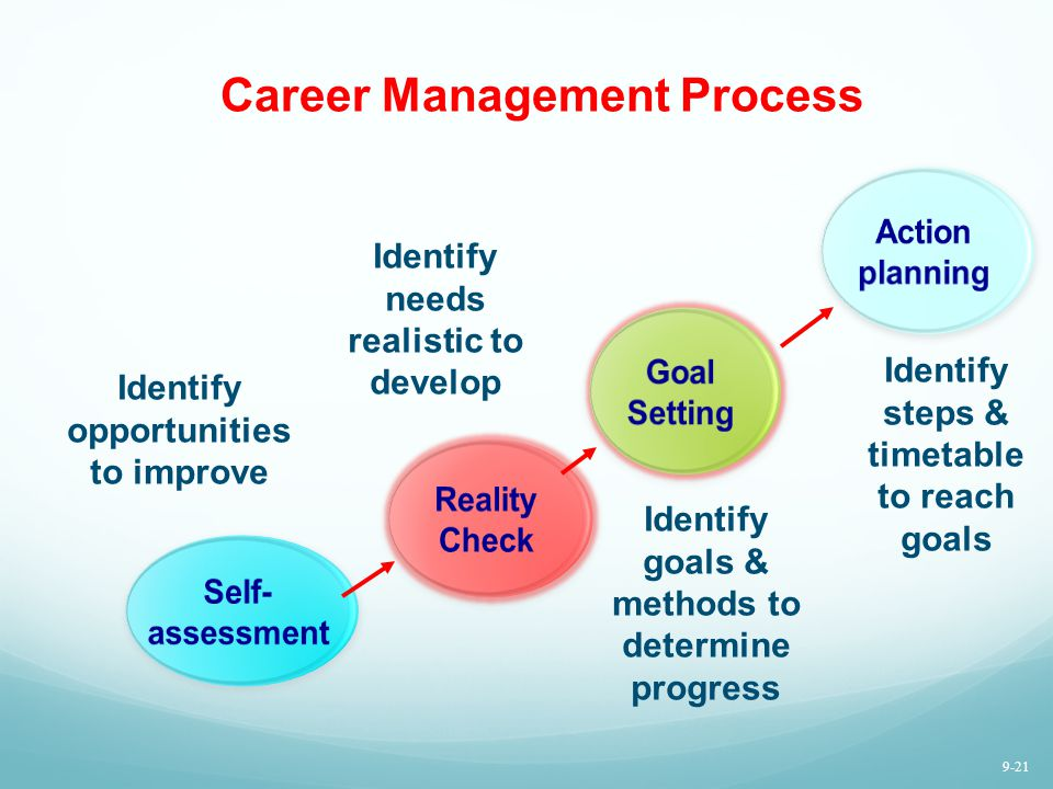 Career Management Process