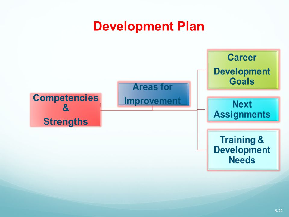 Training & Development Needs