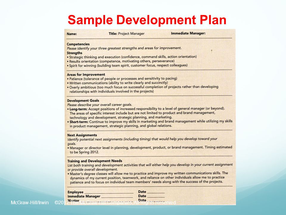 Chapter 09 Employee Development - Ppt Download