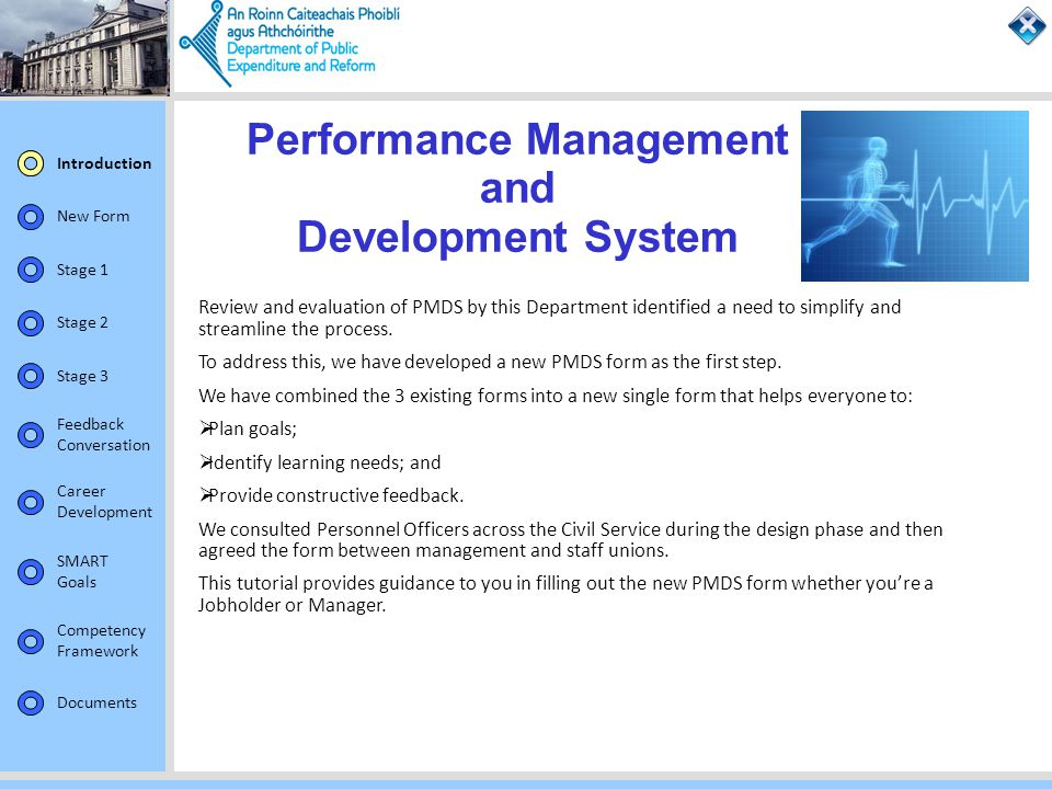 Performance Management and