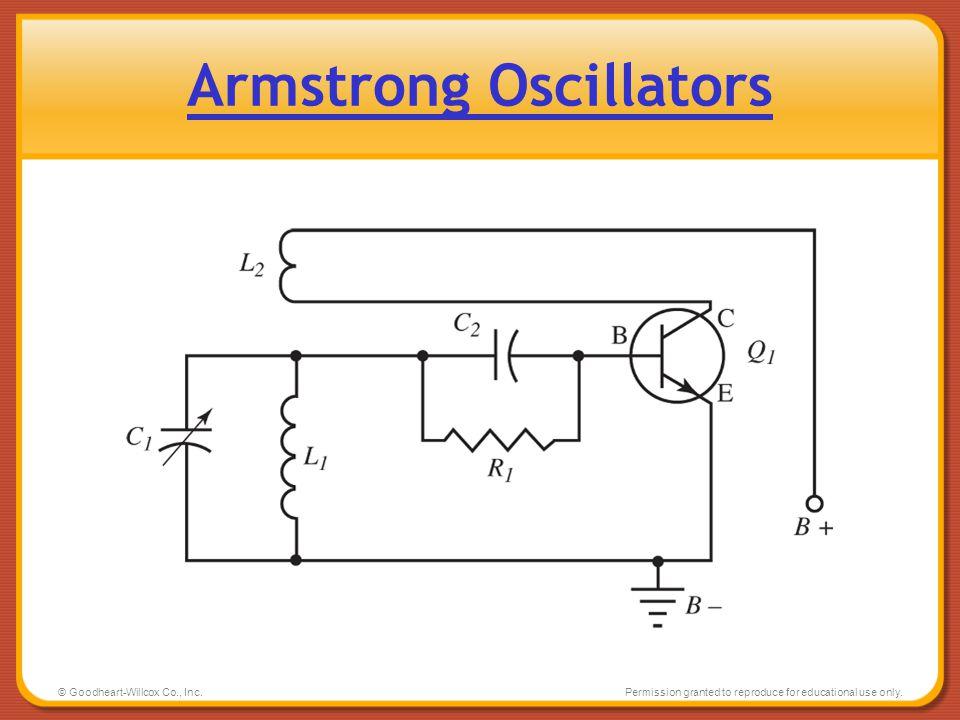 Armstrong Oscillators