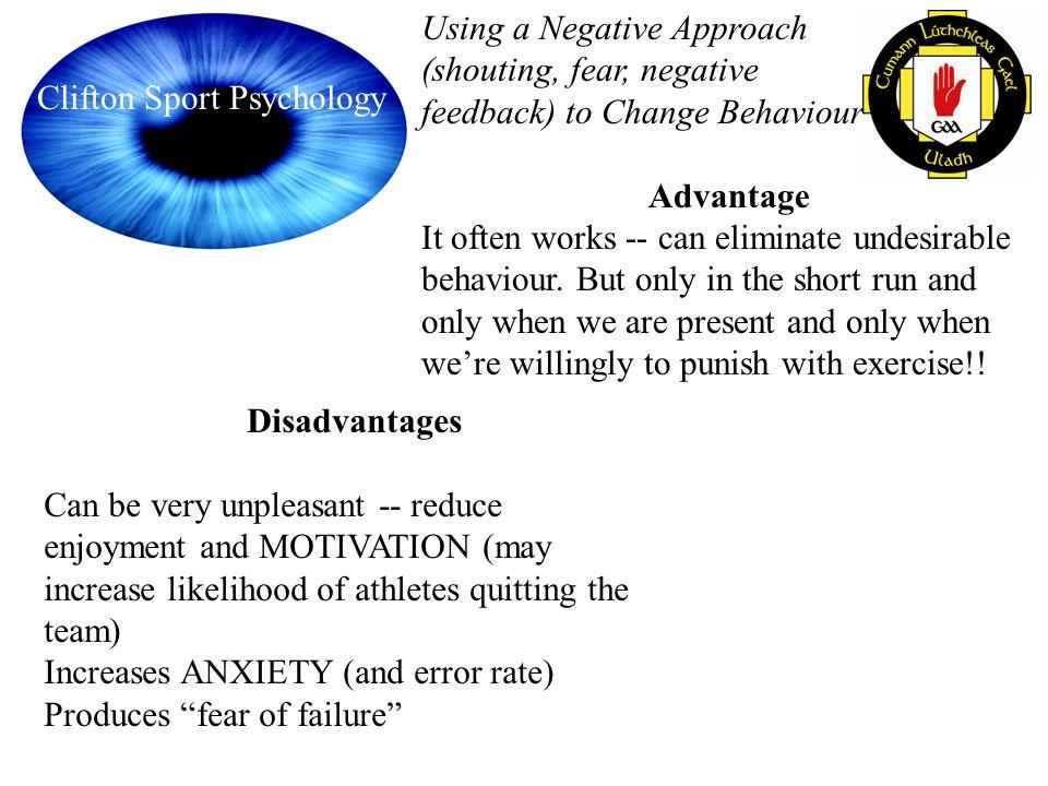 Advantage Disadvantages