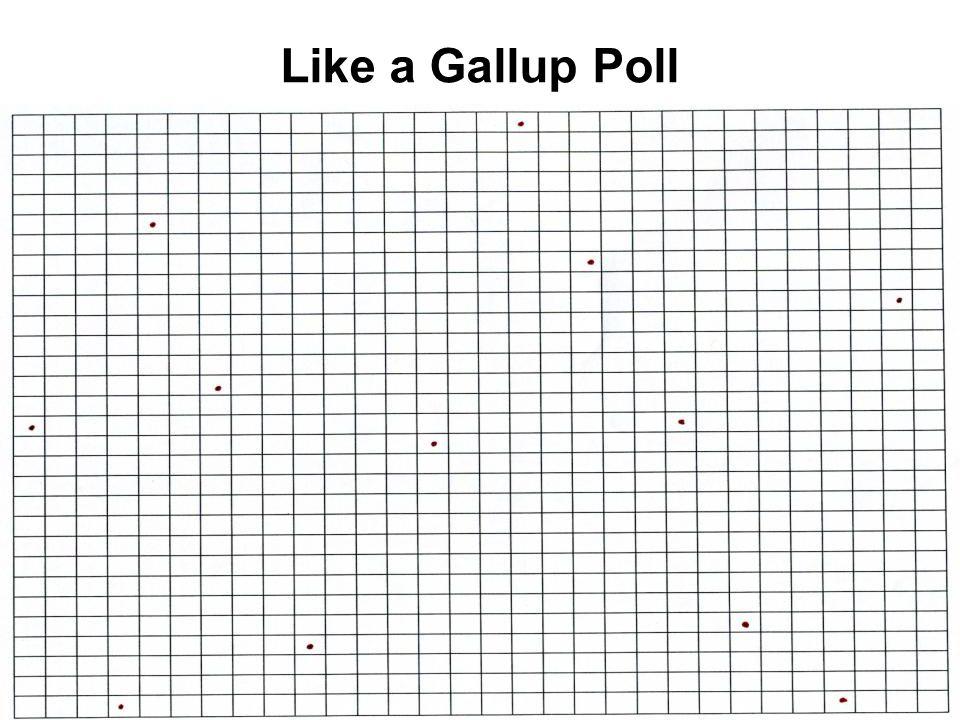 Like a Gallup Poll