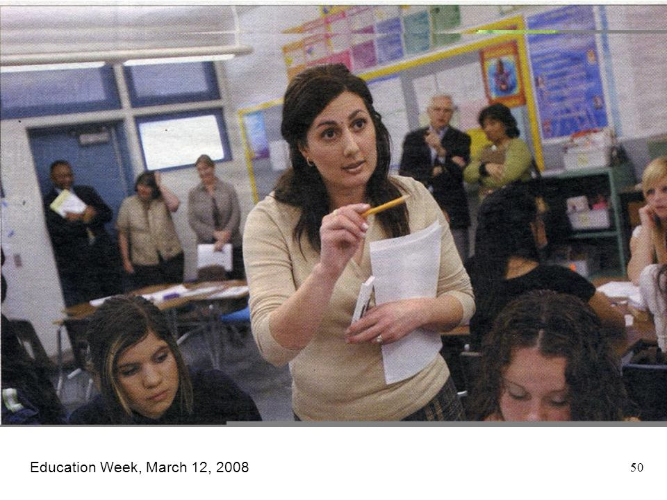 Education Week, March 12, 2008