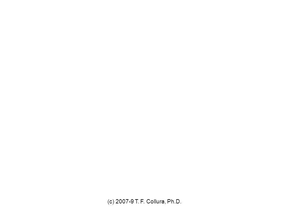 (c) 2007-9 T. F. Collura, Ph.D.
