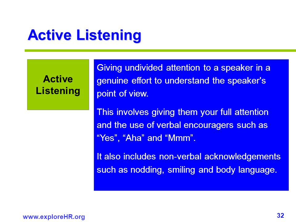 Effective Communication Skills - ppt video online download