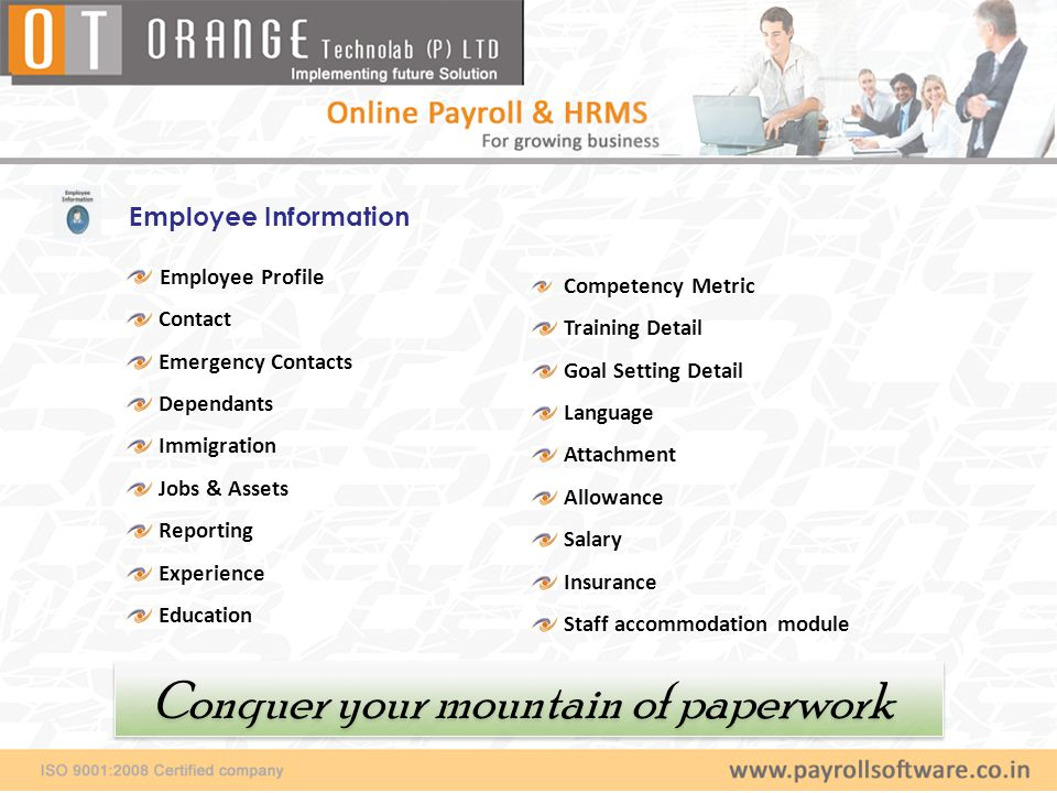 Conquer your mountain of paperwork