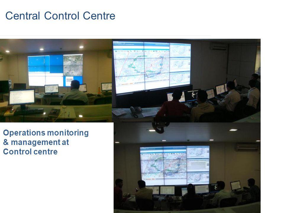 Central Control Centre