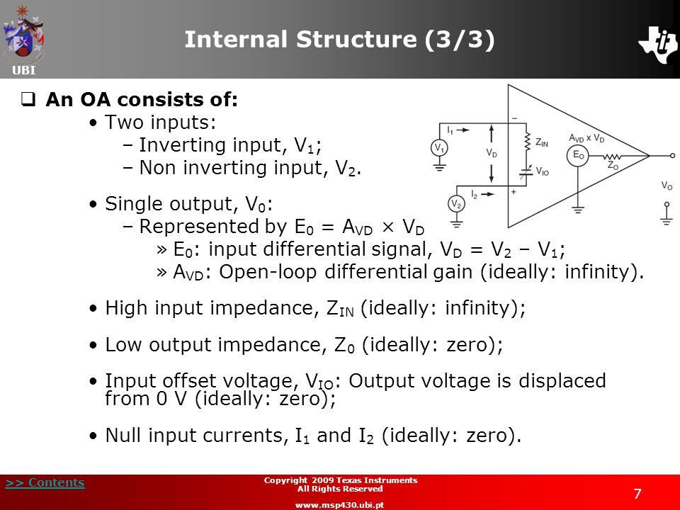 Internal Structure (3/3)