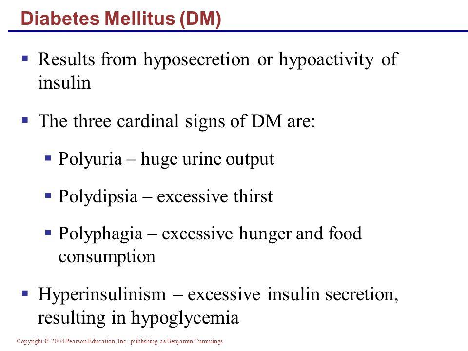Diabetes Mellitus (DM)