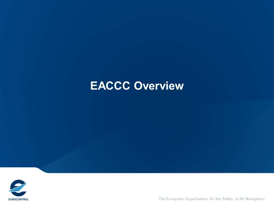 EACCC Overview