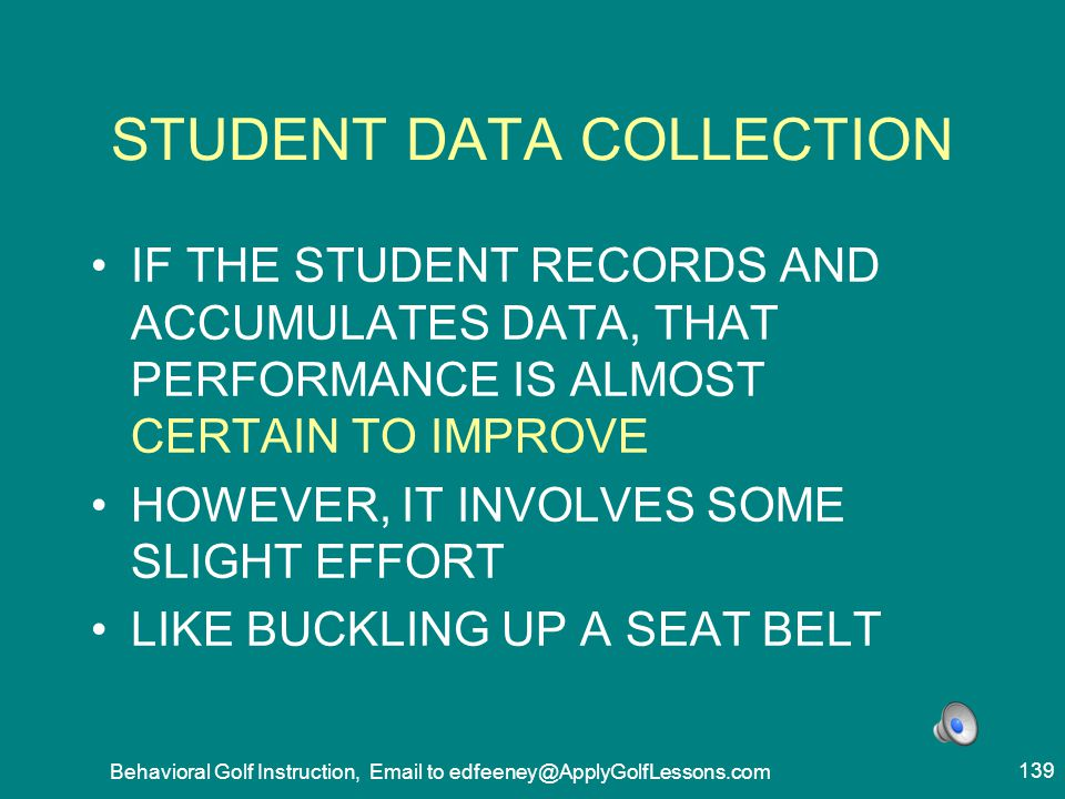 STUDENT DATA COLLECTION