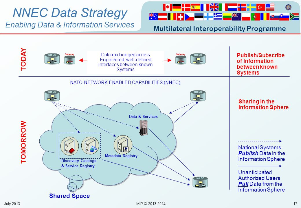 NNEC Data Strategy Enabling Data & Information Services