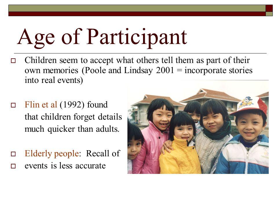 Age of Participant