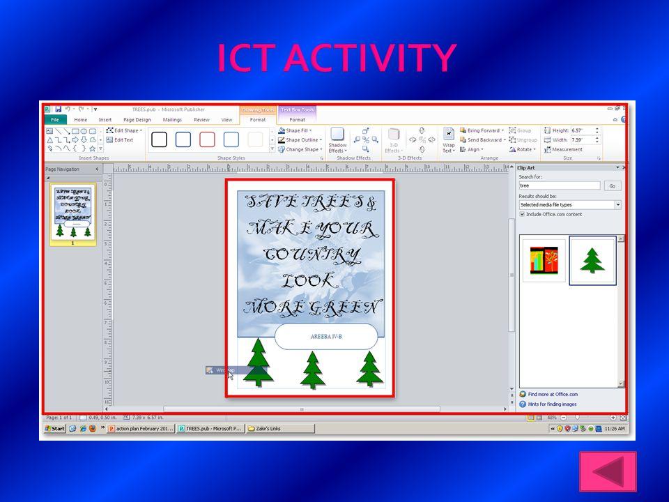 ICT ACTIVITY