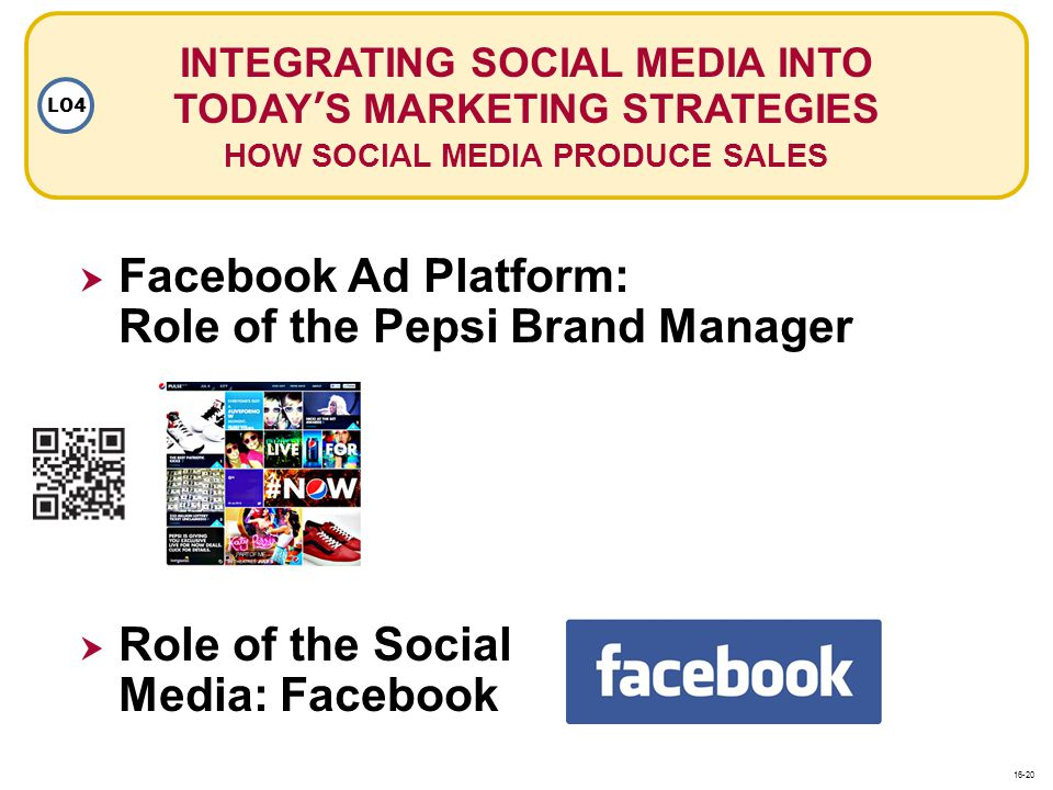 Facebook Ad Platform: Role of the Pepsi Brand Manager