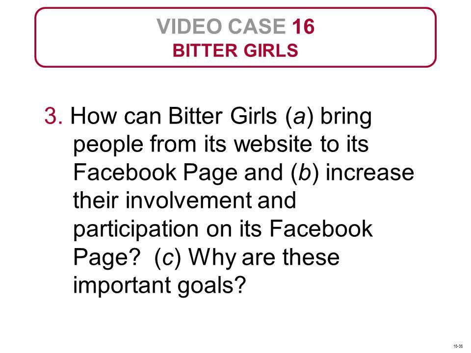 VIDEO CASE 16 BITTER GIRLS.