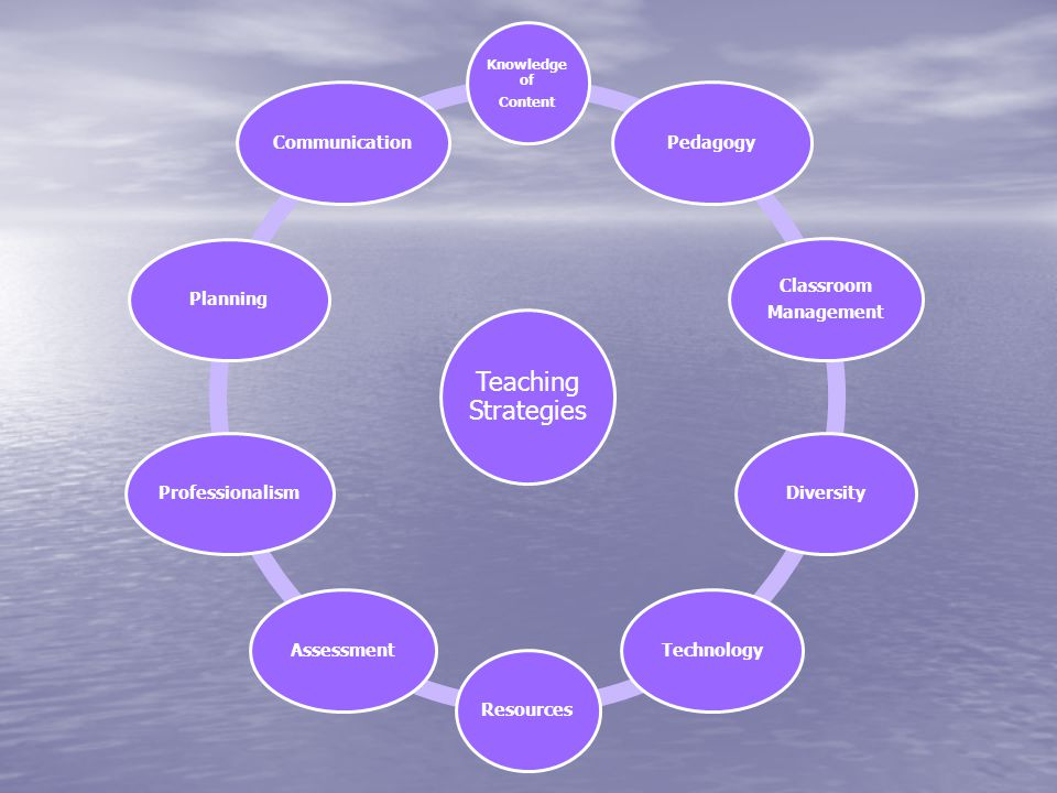 Teaching Strategies Pedagogy Classroom Management Diversity Technology