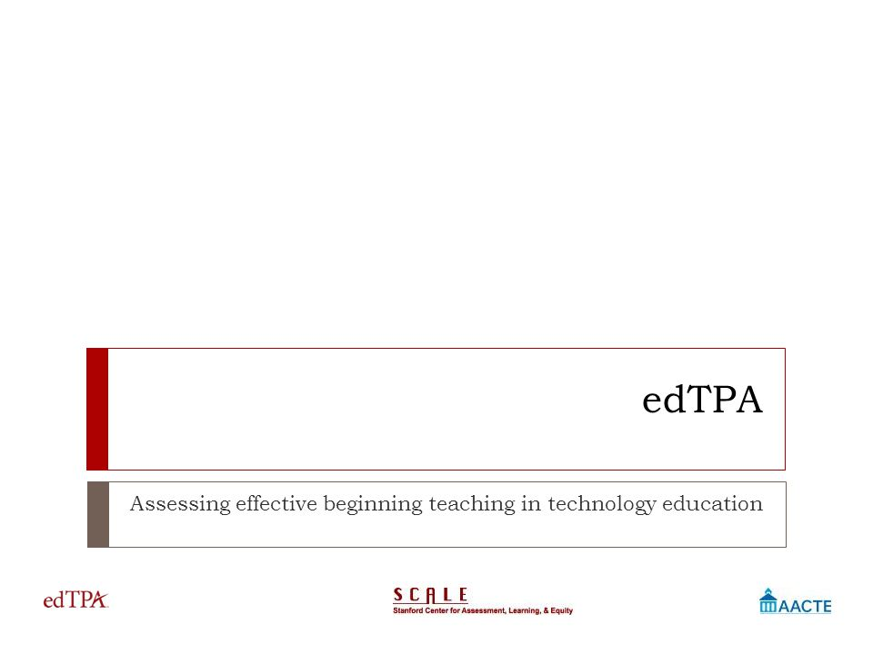 Assessing effective beginning teaching in technology education