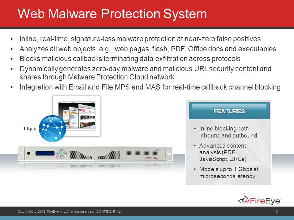 Web Malware Protection System