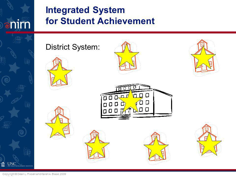 Integrated System for Student Achievement