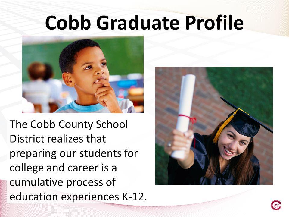 Cobb Graduate Profile