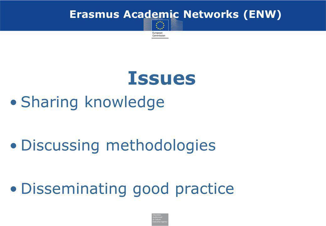 Erasmus Academic Networks (ENW)