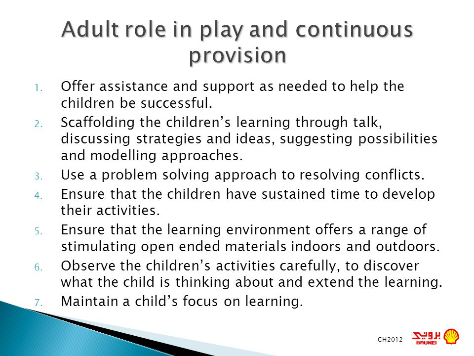 learning the responsibilities of a kid and an adult The importance of role plays for children yes, play can help also adults learn in a more fun and engaged way as teachers we can and should explore all the channels that help our brain connect the dots and enhance the learning.