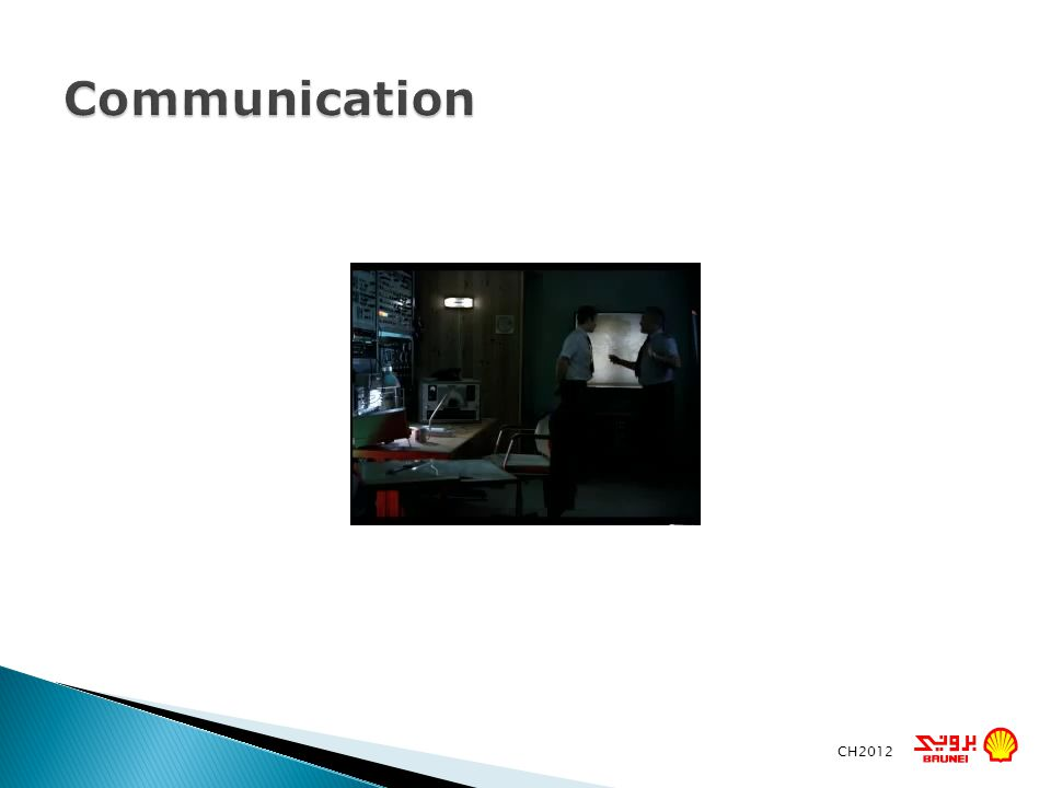 Communication CH2012