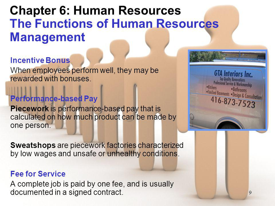 ch 1 human resource management in Chapter 1 the role of human resources human resource management day to day you have just been hired to work in the human resource department of a small company.
