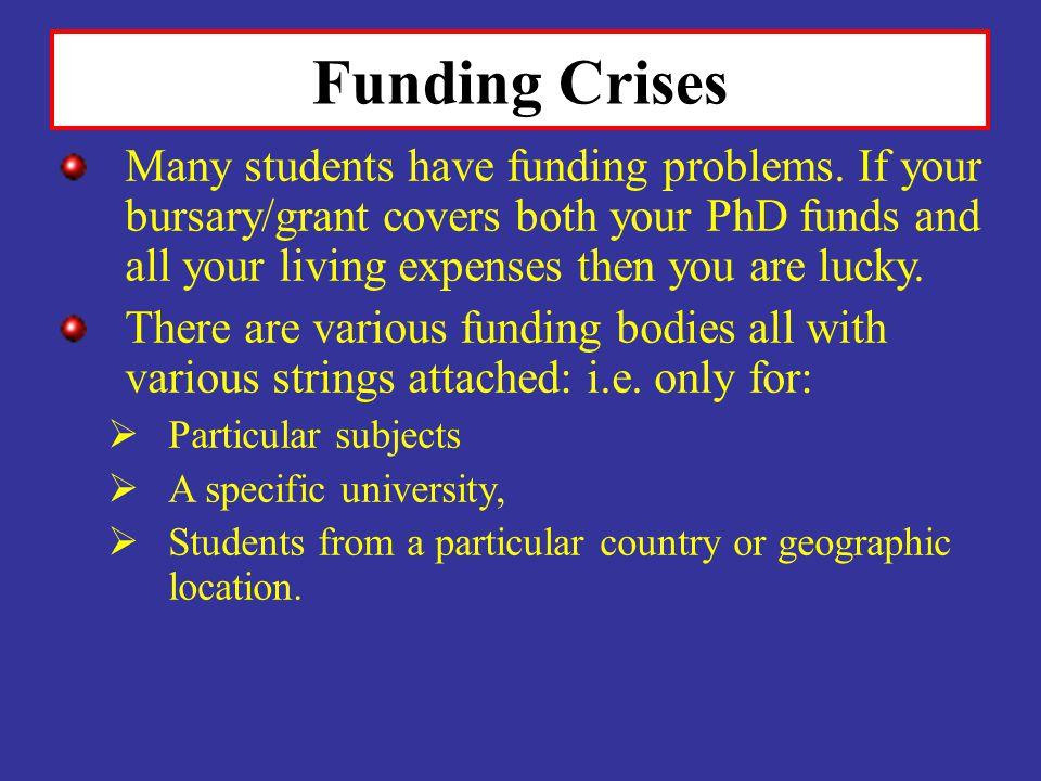 Funding Crises