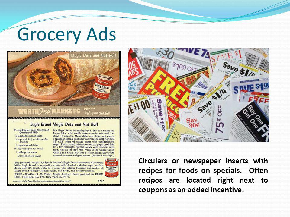 Grocery Ads
