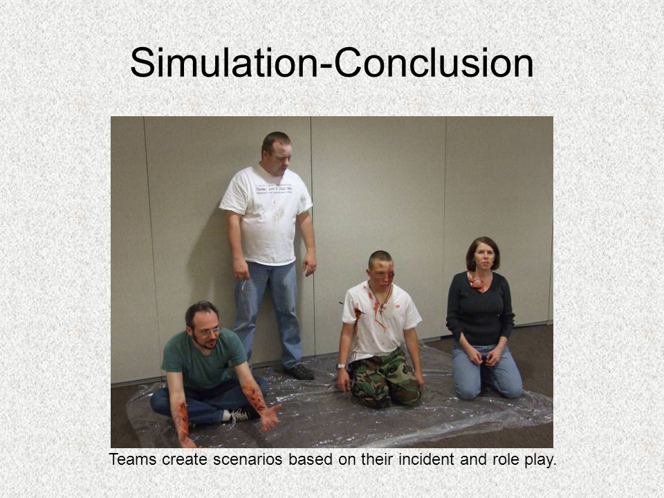 Simulation-Conclusion