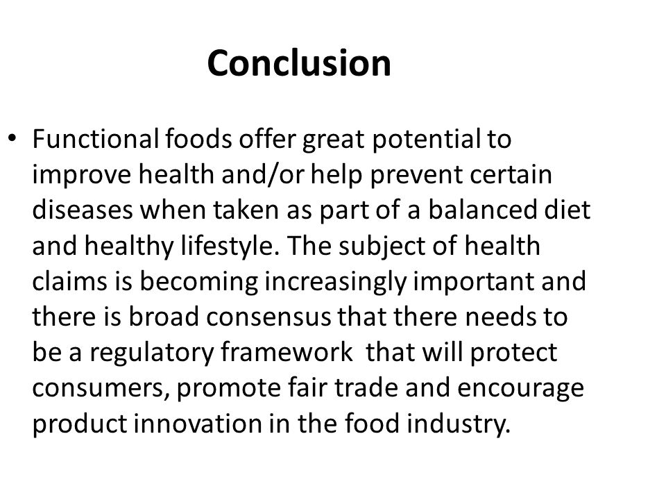 conclusion of healthy lifestyle An unhealthy lifestyle means more illness and more expense to treat those illnesses we have the choice to live a healthy lifestyle.