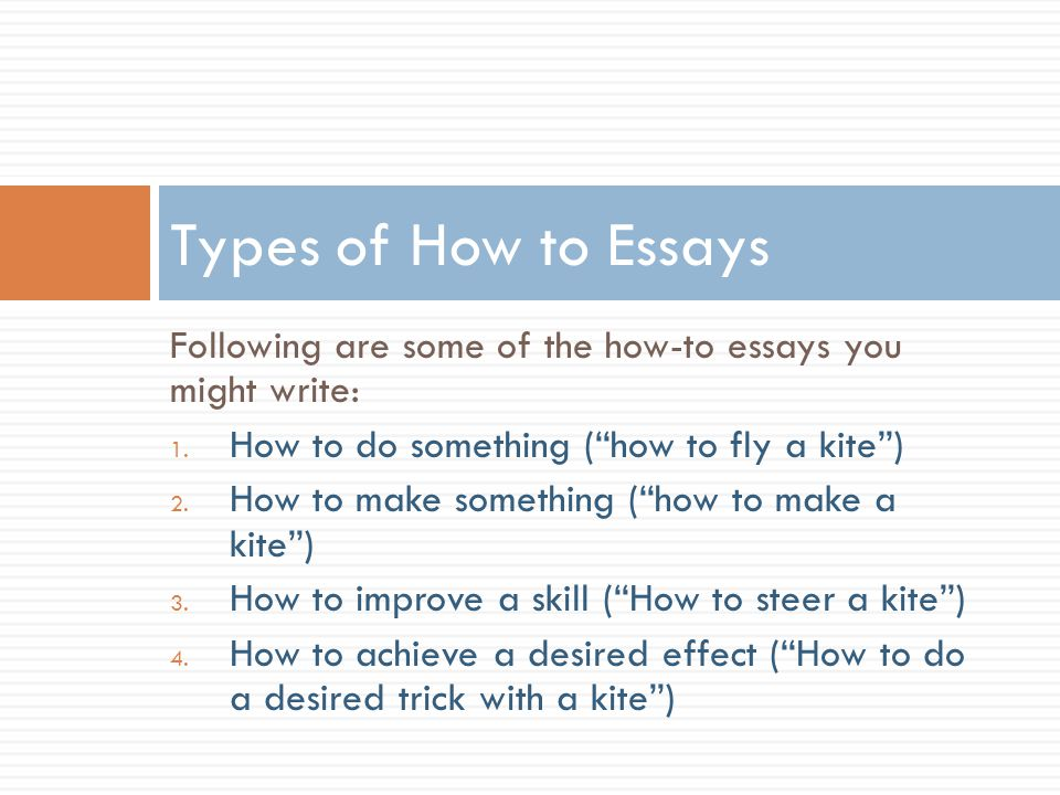 How not to write an essay don t panic report or explain essays