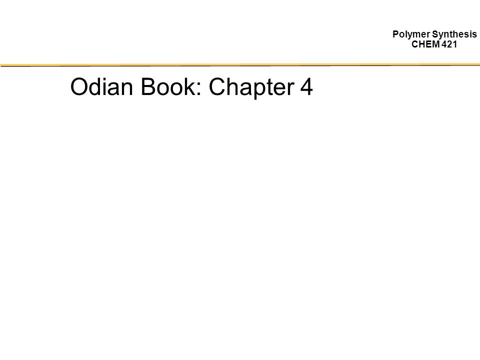 Odian Book: Chapter 4
