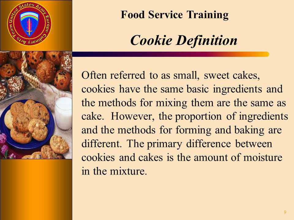 Cookie Definition