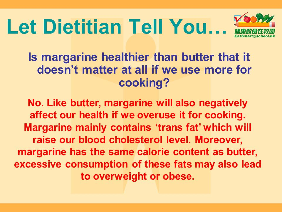 Let Dietitian Tell You…