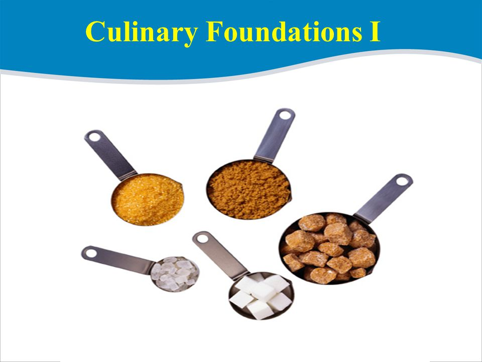 Culinary Foundations I