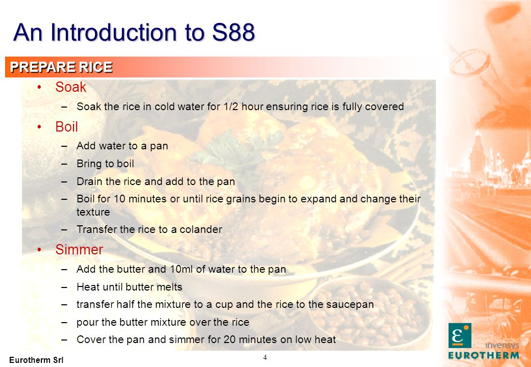 An Introduction to S88 2 Large saucepan or flameproof casserole