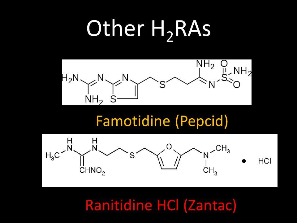 Ranitidine HCl (Zantac)