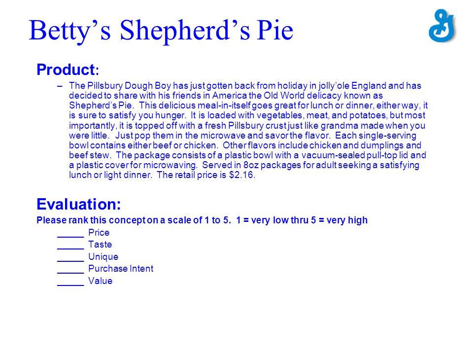 Betty's Shepherd's Pie