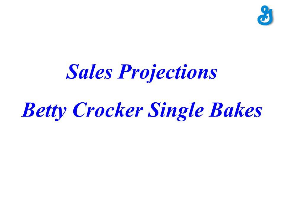 Betty Crocker Single Bakes