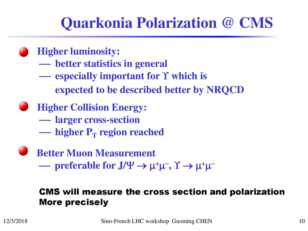 CMS Physics Analysis in China - ppt download