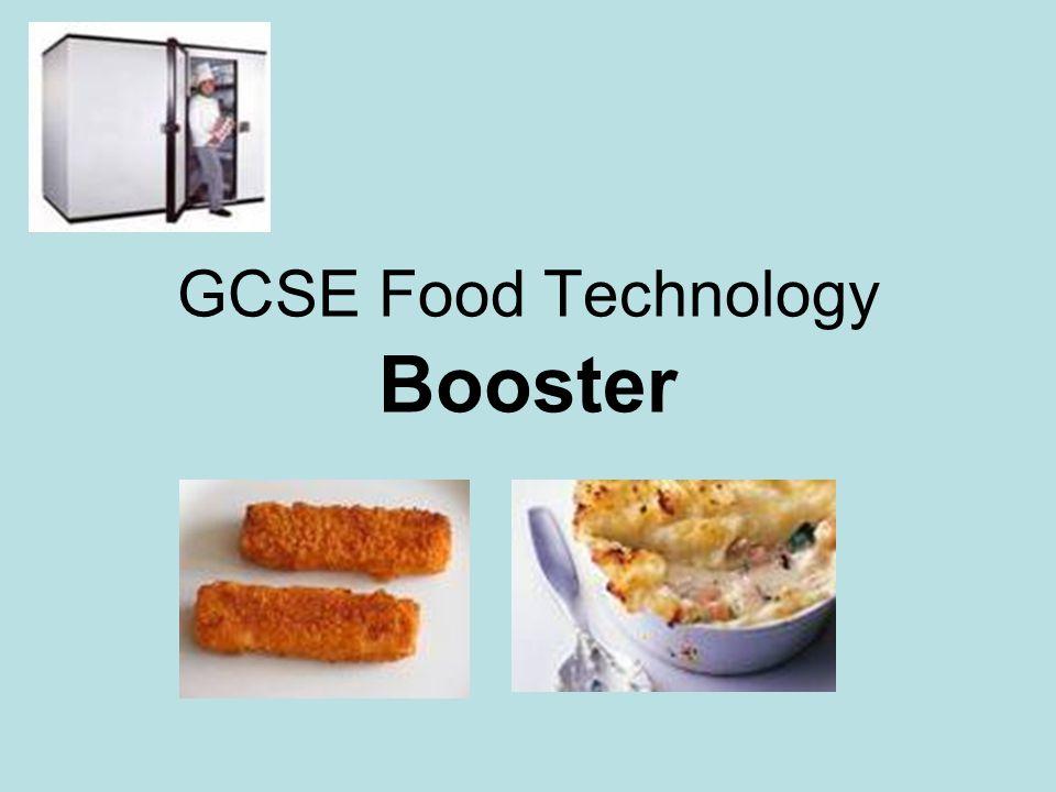 Gcse food technology booster ppt download 1 gcse food technology booster forumfinder Images